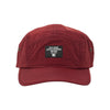 Live Fit Apparel Camper Hat- Burgundy - LVFT