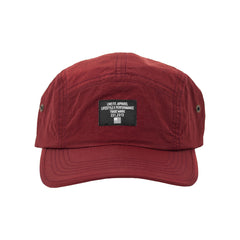 Camper Hat- Burgundy