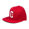 Live Fit Apparel C Snapback - Red - LVFT