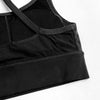 Rogue Sports Bra- Black