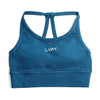 Rogue Sports Bra- Amparo Blue