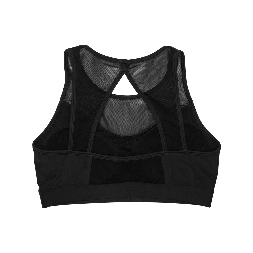 Evo Tech Sports Bra- Black