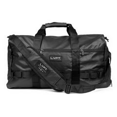 Stealth Duffel Bag - Black