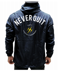 Never Quit Windbreaker - Navy