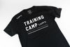 Training Camp Tee - Black