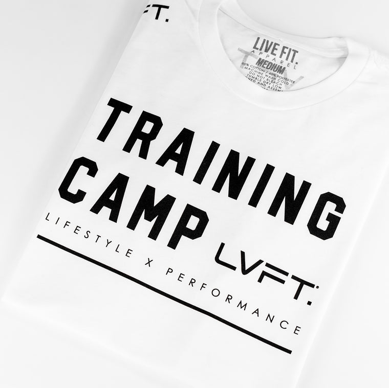 Training Camp Tee - White