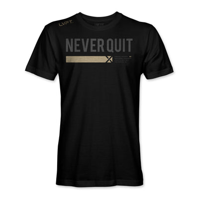 Tactical NQ Tee - Black