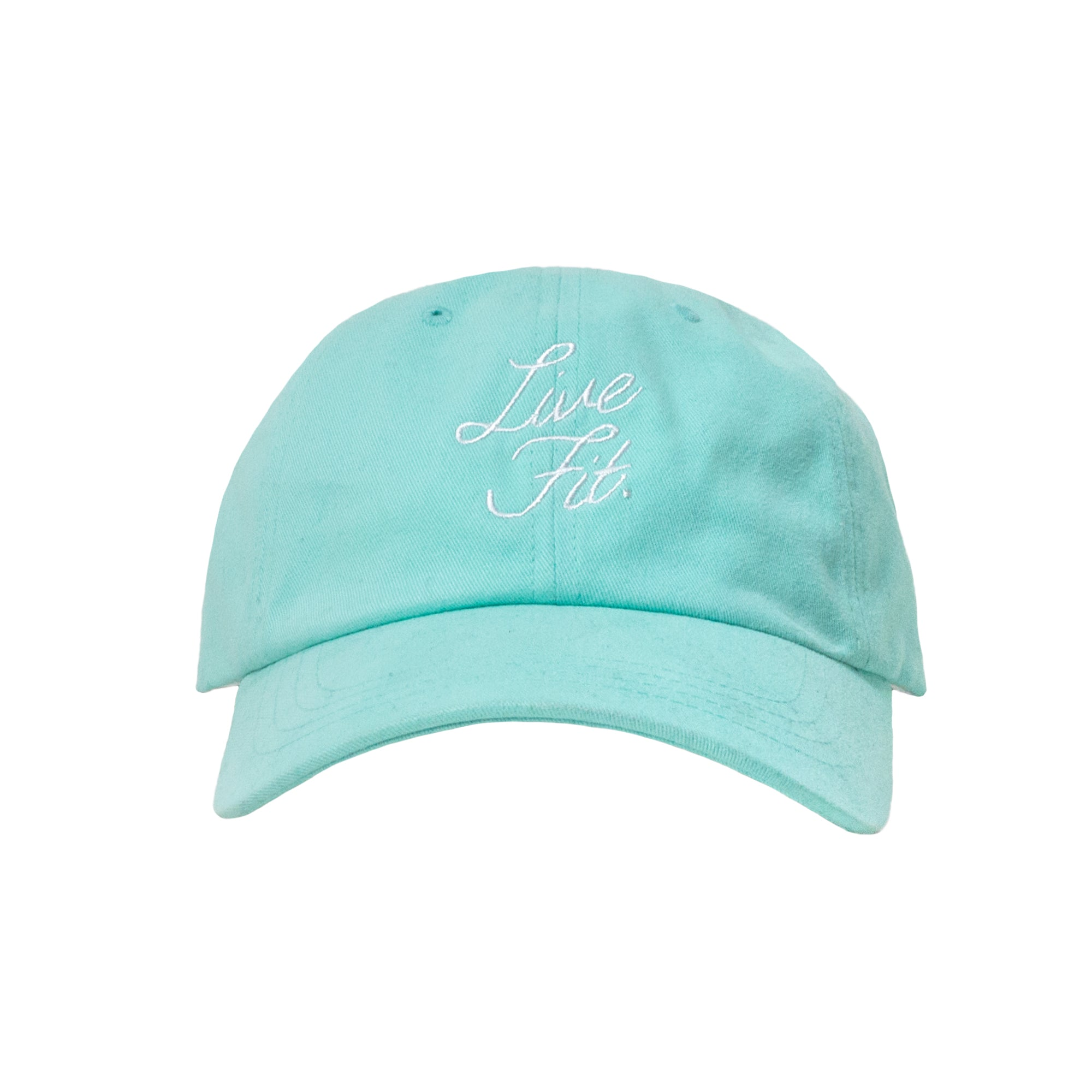 Signature Cap - Diamond Blue