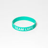 Live Fit Apparel Live Fit. Band- Teal - LVFT