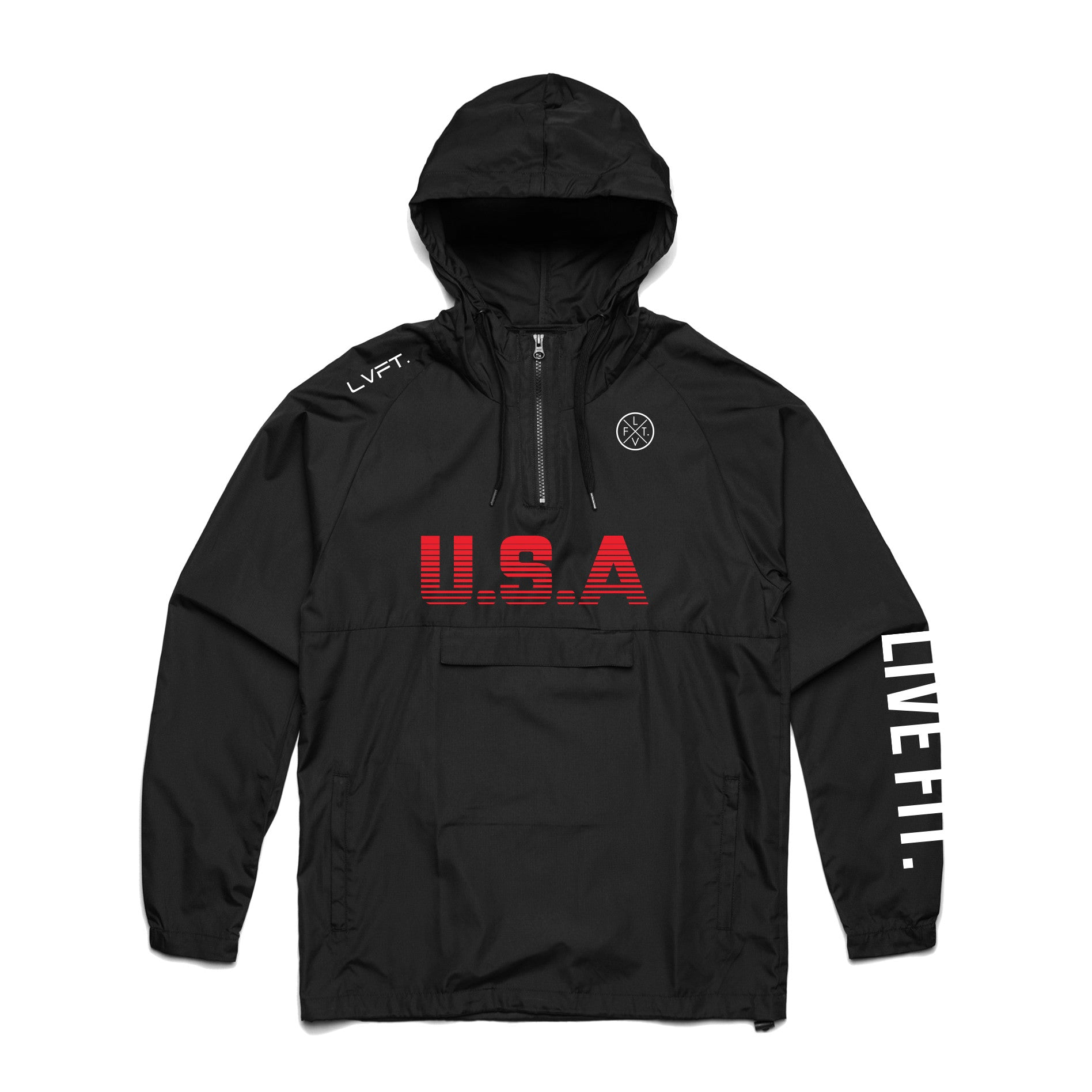 USA Anorak Jacket