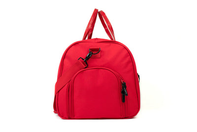 Vector Duffel Bag - Red