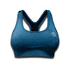 Vantage Sports Bra - Heather Teal