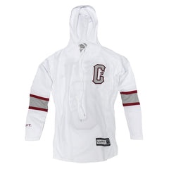 LVFT. Hockey Jersey- White