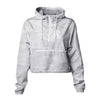 Camo Windbreaker - White Camo