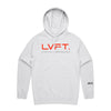 Lifestyle Hoodie - White Heather