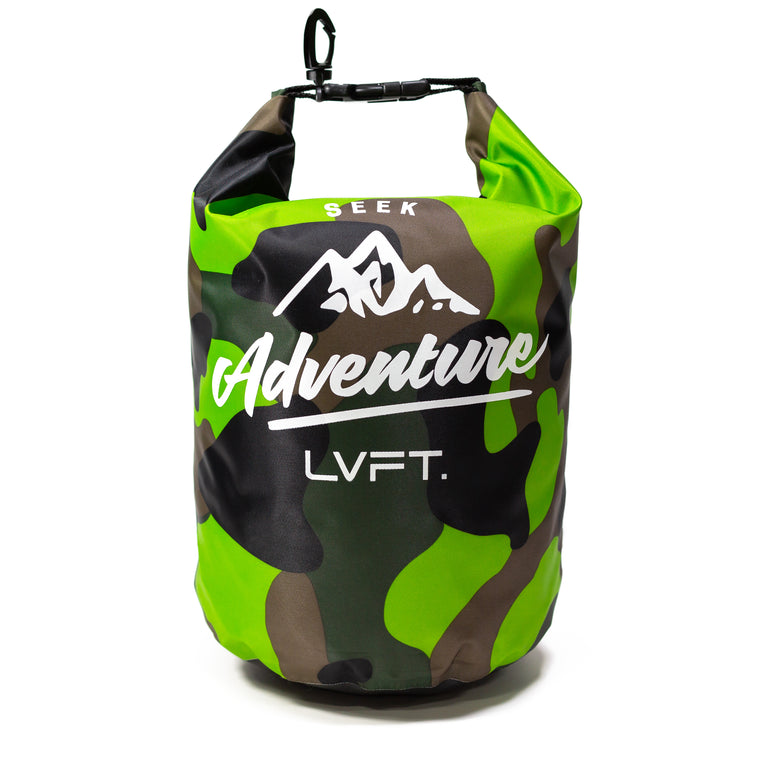 LVFT Dry Bag - Green/Camo