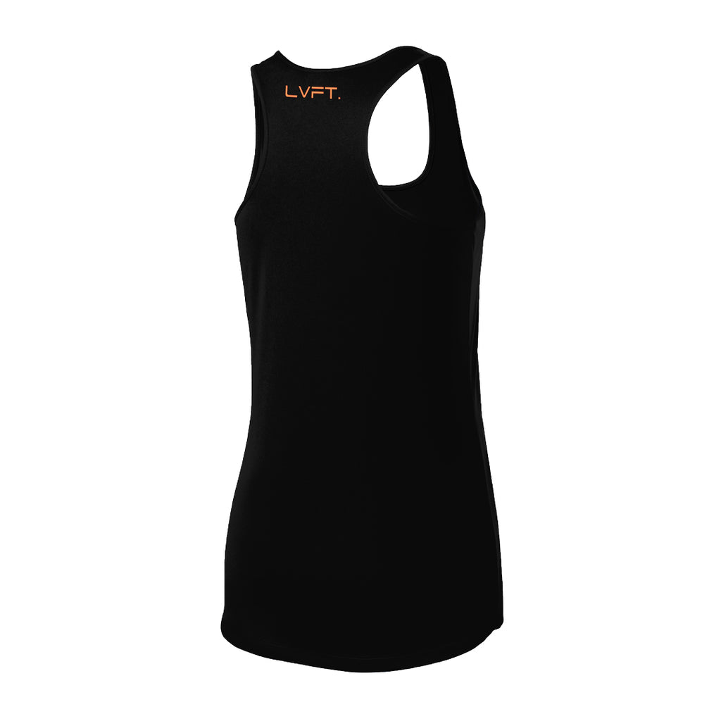 Flash Racerback - Black