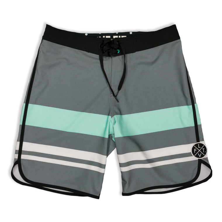 Wedge Boardshorts- Grey