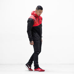 Recon Tech Jacket- Red Camo