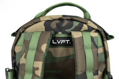 V2 Tactical Backpack - Green Camo