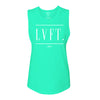 Live Fit Apparel Century Tank - Mint Green - LVFT