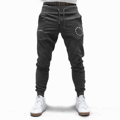 Athlete Joggers - Charcoal / White