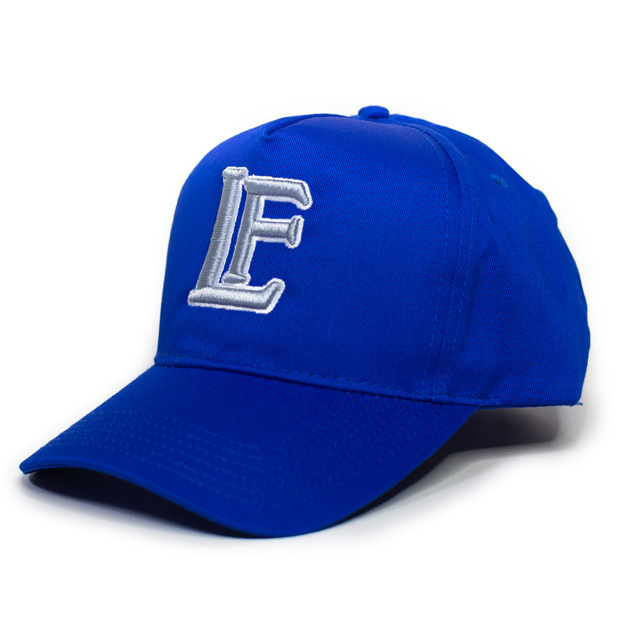 Live Fit Apparel LF Classic Cap - Royal Blue - LVFT