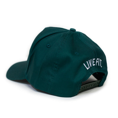 Live Fit Apparel LF Classic Cap - Green - LVFT