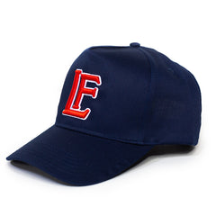 Live Fit Apparel LF Classic Cap - Navy/Red - LVFT