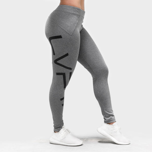 Core LVFT Leggings- Grey