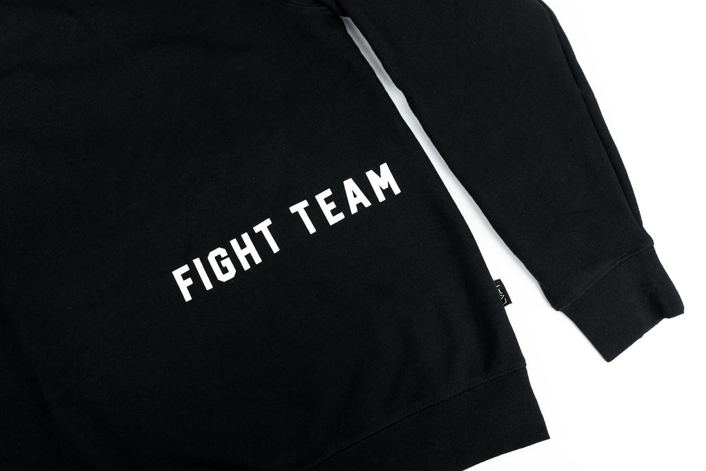 LVFT x Cortez Fight Team Hoodie - Black