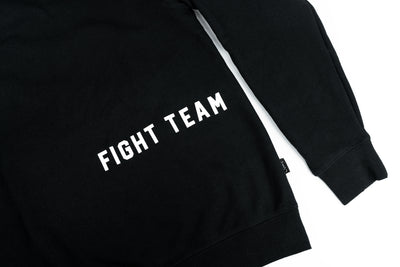 Live Fit Apparel LVFT x Cortez Fight Team Hoodie - Black - LVFT