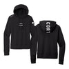 Cortez Ladies Training Hoodie - Black