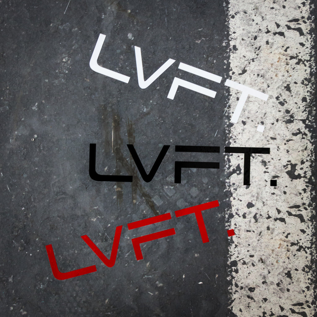 LVFT. Decal