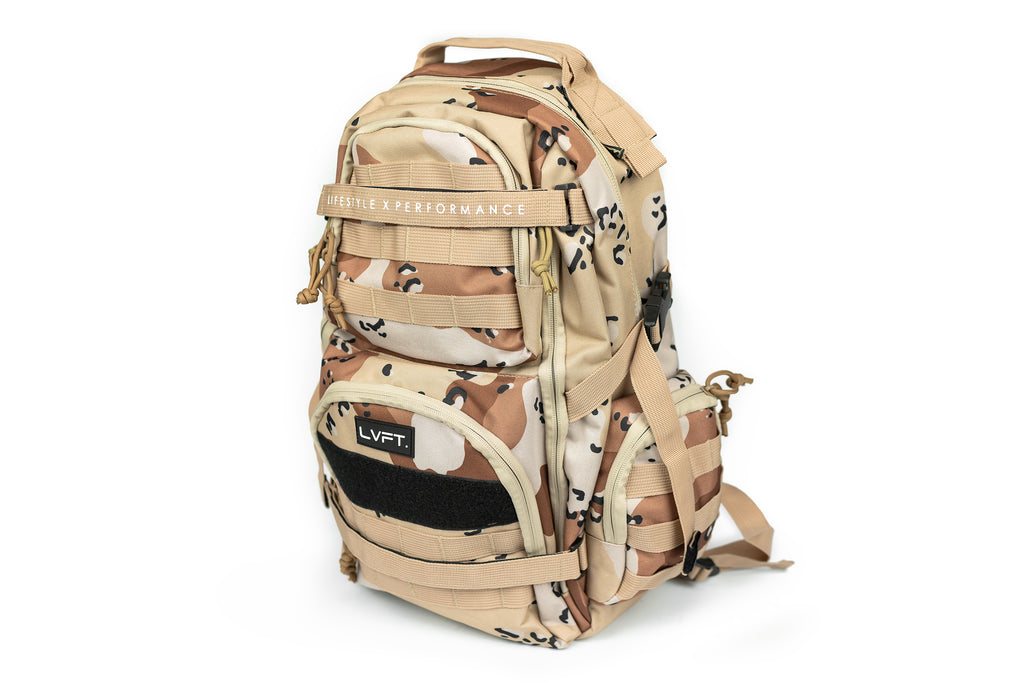 V2 Tactical Backpack - Desert Camo