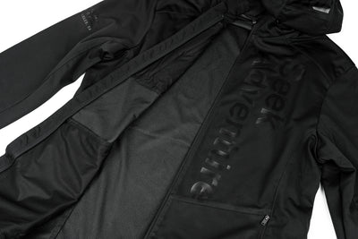 Live Fit Apparel All Terrain Jacket - Black/Black - Live Fit Explore - LVFT