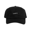 Live Fit Apparel LVFT. Cap- Black - LVFT