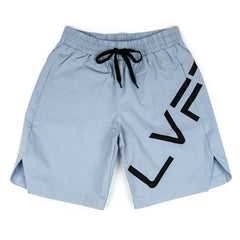 Live Fit Apparel Impact Shorts - Powder Blue - LVFT