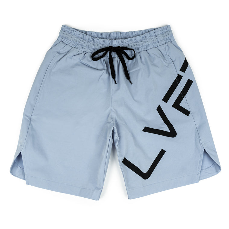 Impact Shorts - Powder Blue