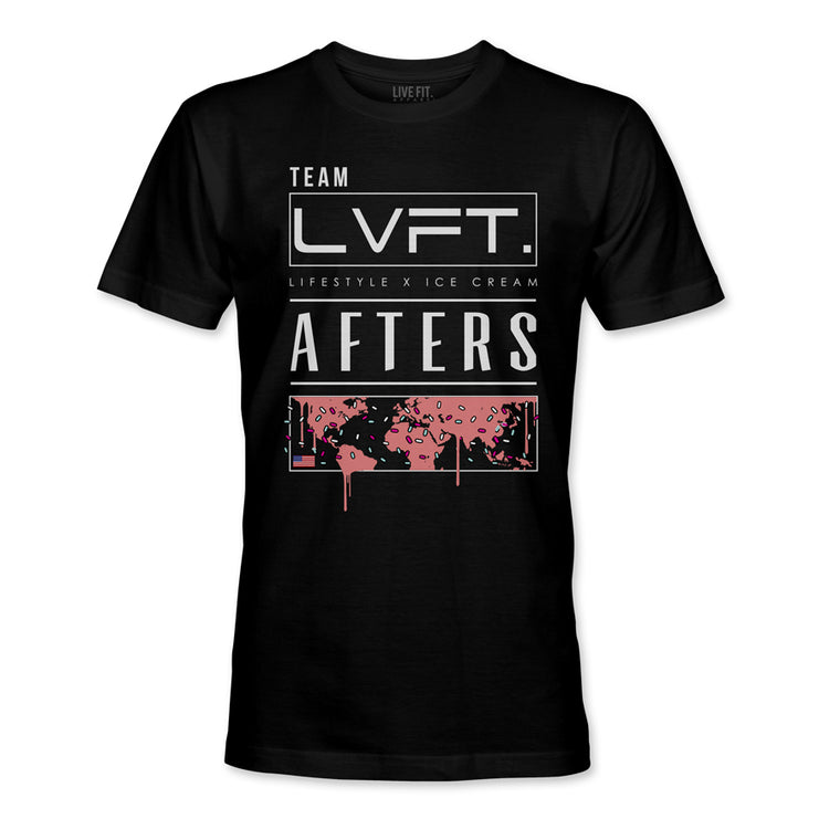 LVFT X Afters International - Black/Coral