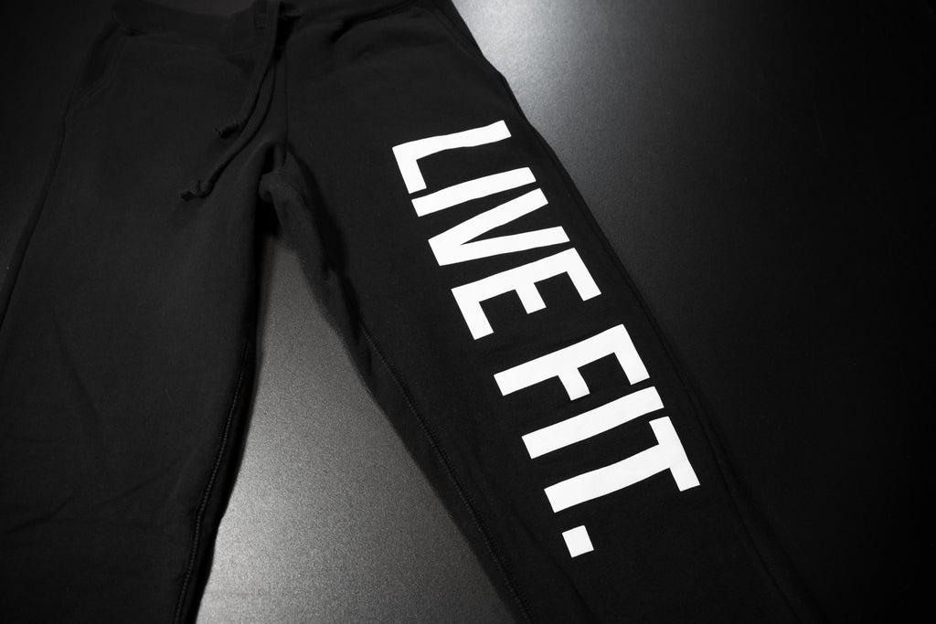 Original Womens Jogger Sweat Pants - Black