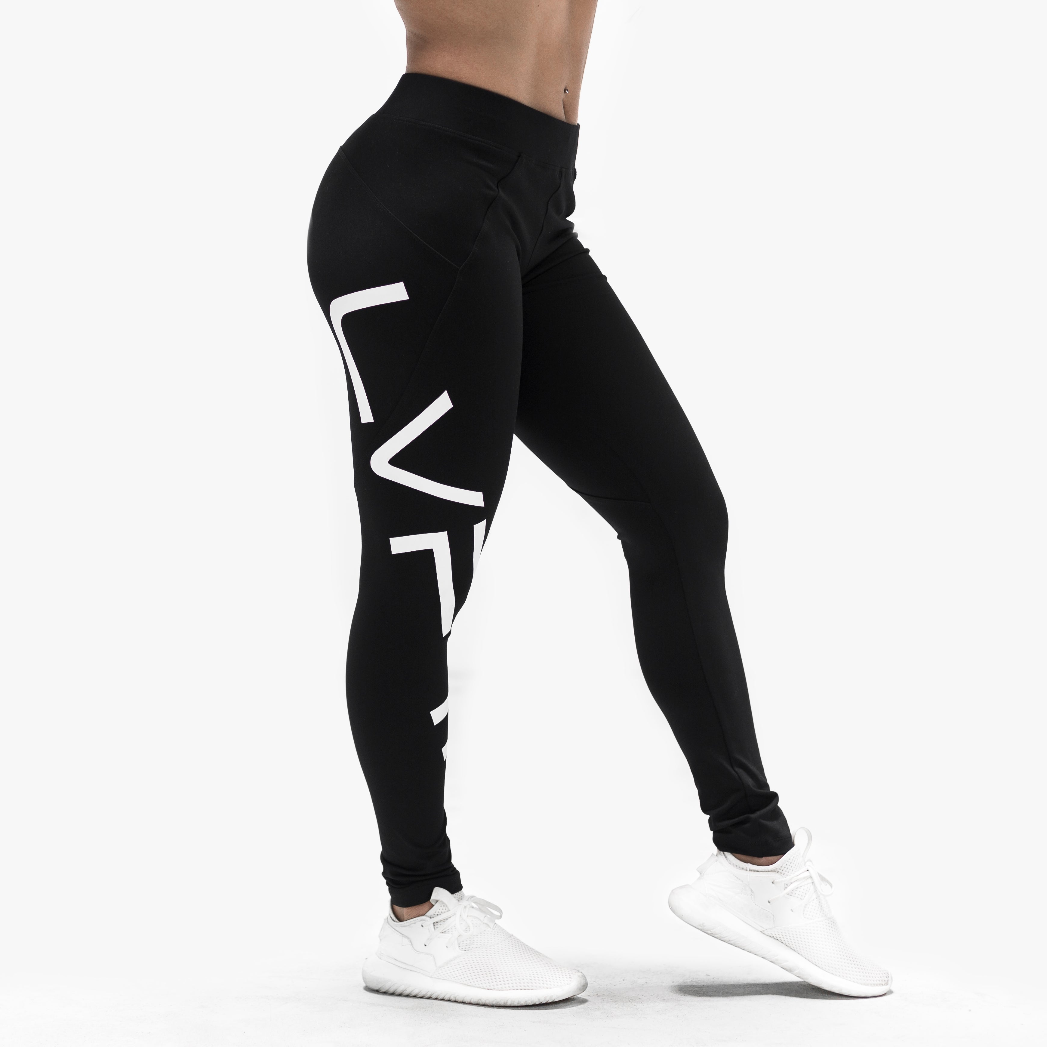 Core LVFT Leggings- Black