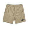 Live Fit Apparel Lifestyle Shorts - Khaki - LVFT