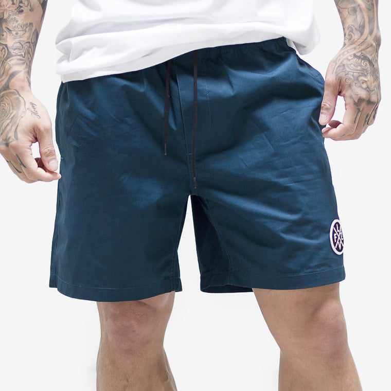 Pacific Shorts- Laguna Blue
