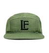 Scout 5 panel Cap - Green