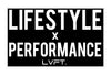 Live Fit Apparel Lifestyle x Performance Sticker - LVFT