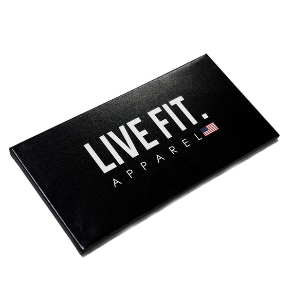 Live Fit. Apparel Canvas