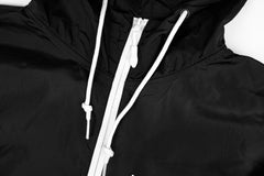 Live Fit Apparel LVFT x Cortez Fight Team Windbreaker - Black - LVFT
