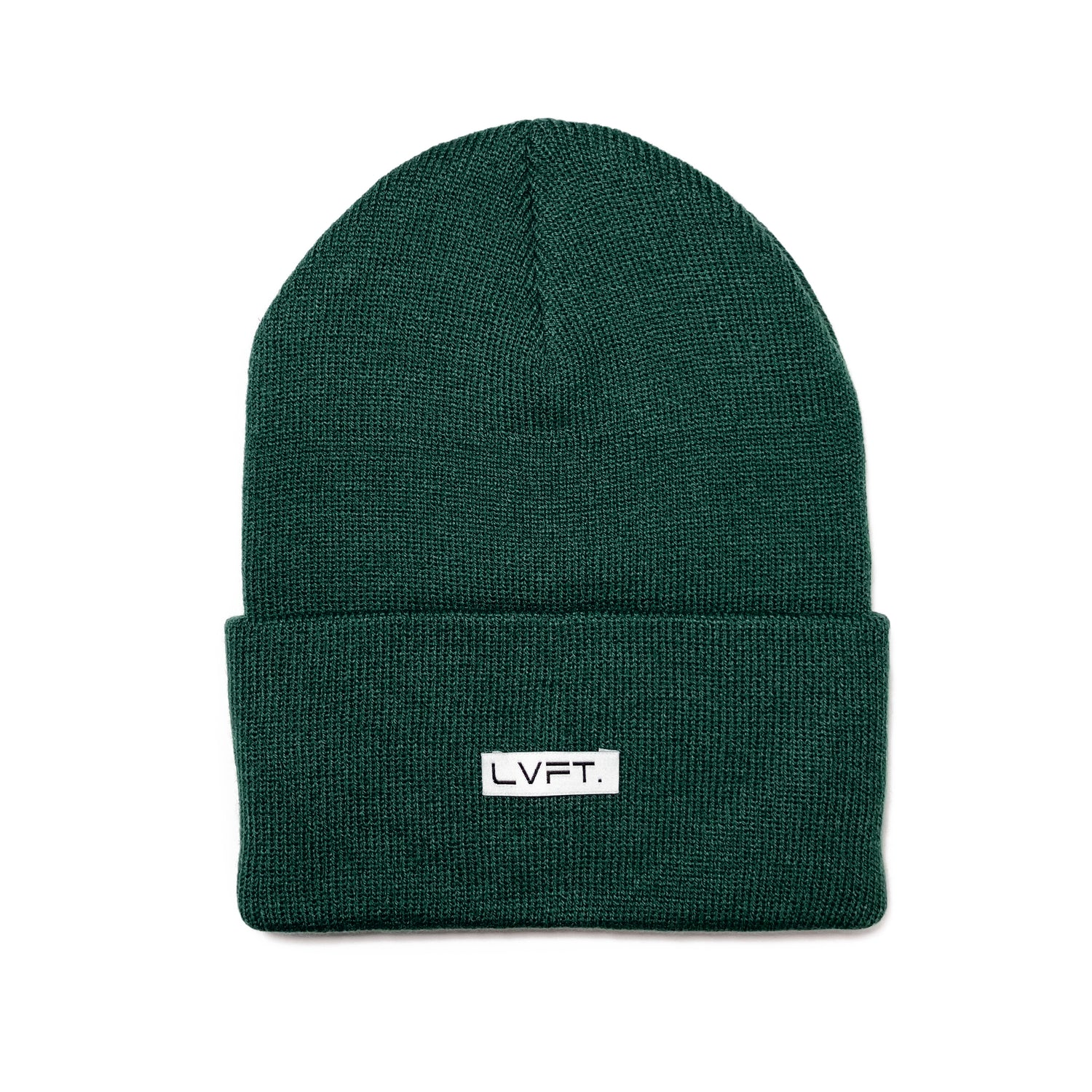LVFT. Core Beanie - Forest Green