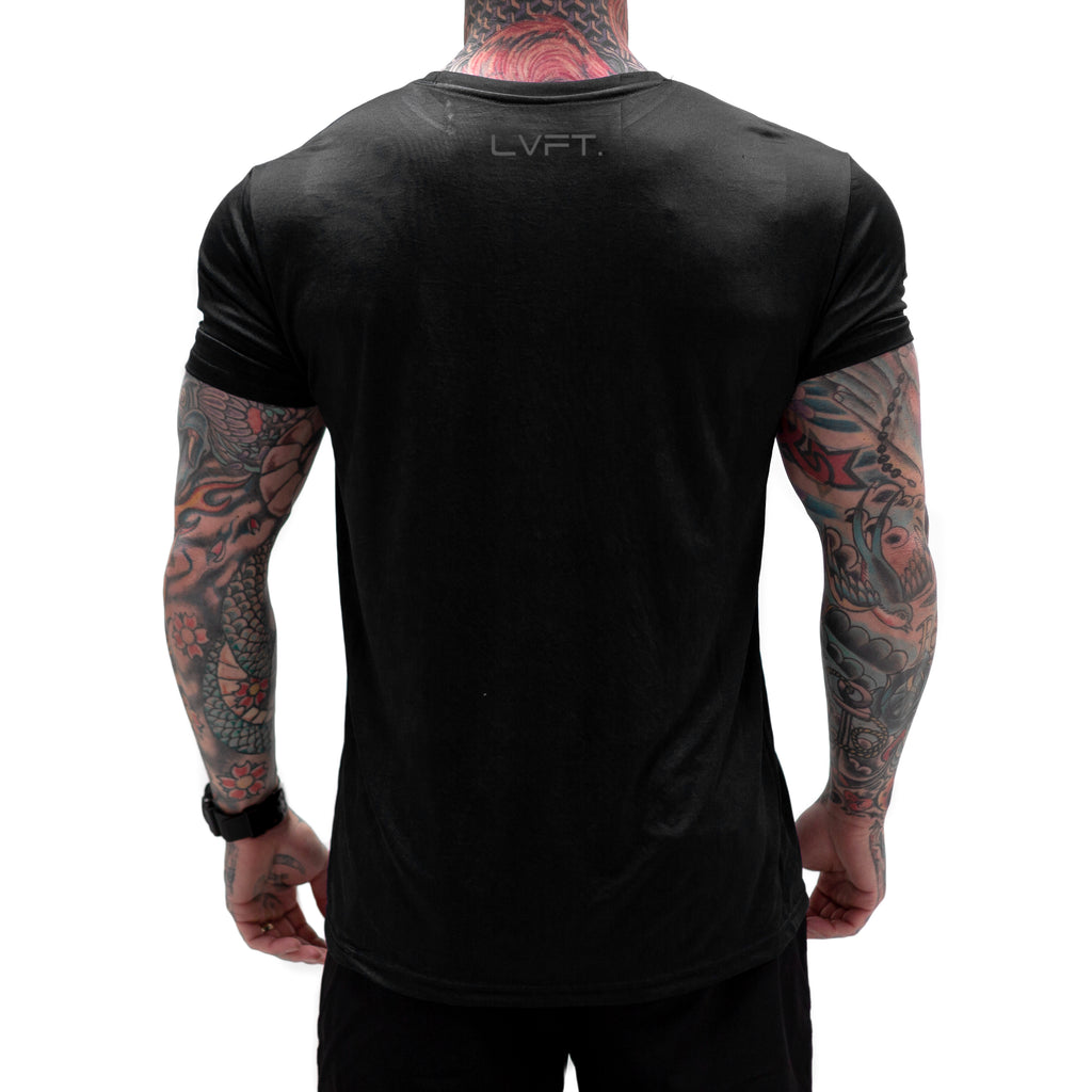 Core Tech Tee - Black